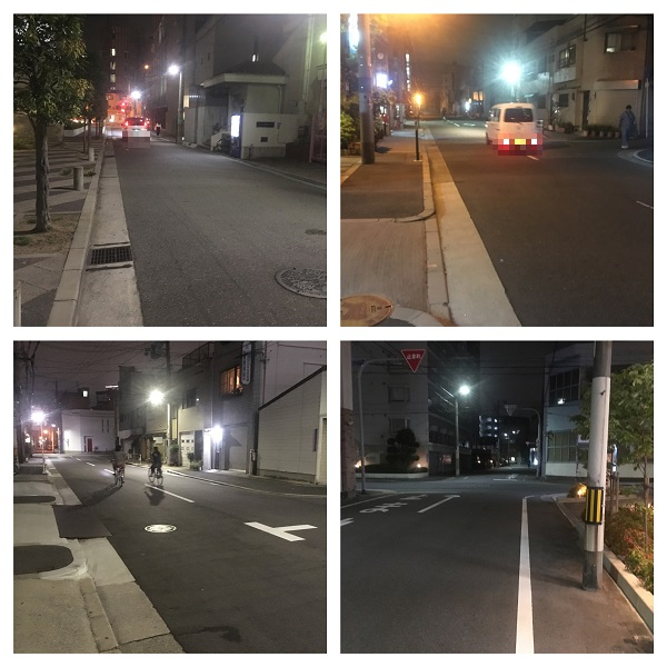 吉野の路地