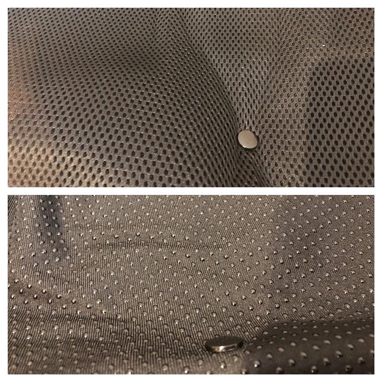 カバーの表裏の材質