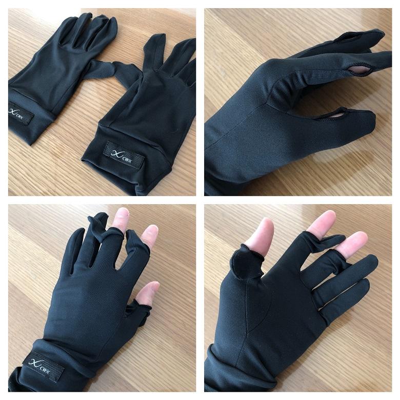 ランニング用手袋