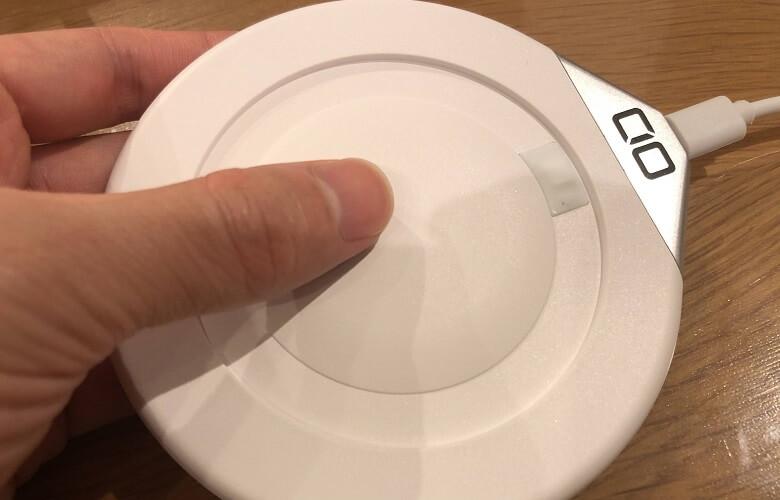 高温防止設計の保温パッド