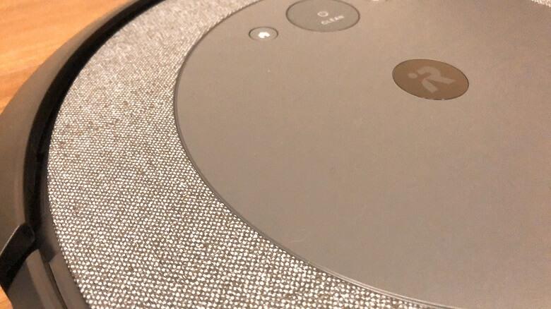 ルンバi3+のデザイン