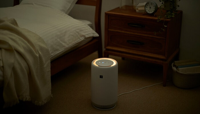 ライト機能を備えるFU-NC01